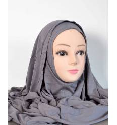 Snood hijab