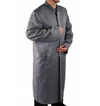 Jubba Adnan Gris tenue d'imam
