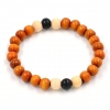 Bracelet bois de Santal - marron