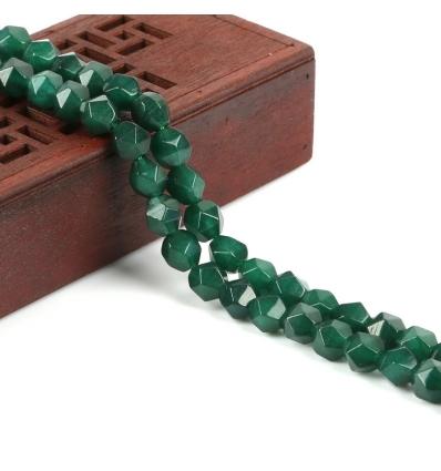 Perles Damas - vert - Bracelet sur mesure