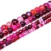 Perles naturels roses