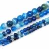 Perles Istanbul - bleu - Bracelet sur mesure