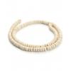 Perles Kuzco - blanc cassé - Bracelet sur mesure