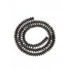 Perles Tripoli - noir - Bracelet sur mesure