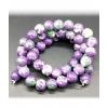 Perles Tataouine - violet - Bracelet sur mesure