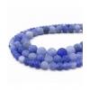 Perles Moroni - bleu - Bracelet sur mesure