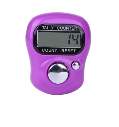 Tasbih électronique - violet