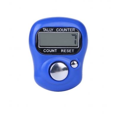 Tasbih électronique - bleu