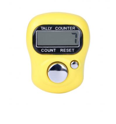 Tasbih électronique - jaune