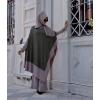 robe bicolore