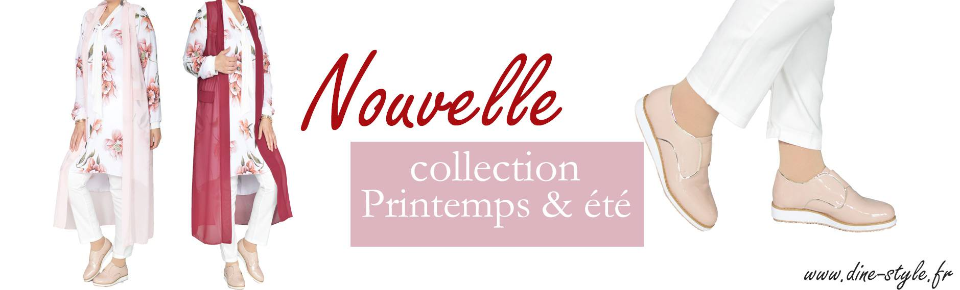 Collection Printemps / Ete